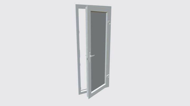 Klima Series - Hinge Door 3D Model