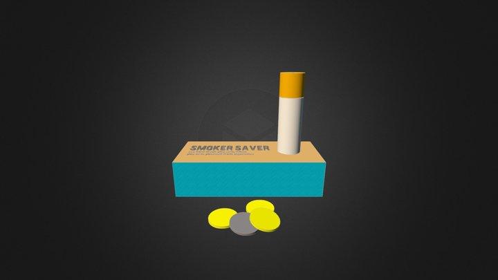 Smoker Saver 3D Model