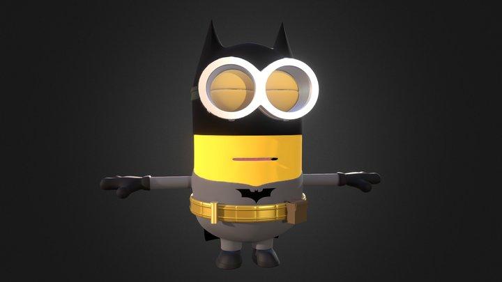 BatMinion 3D Model