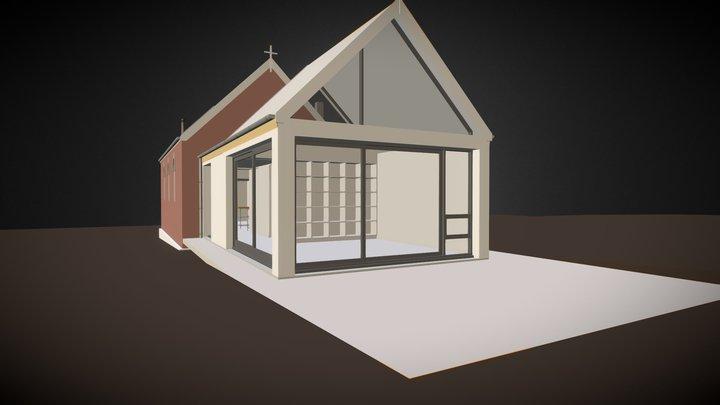 CHVRCH 3D Model