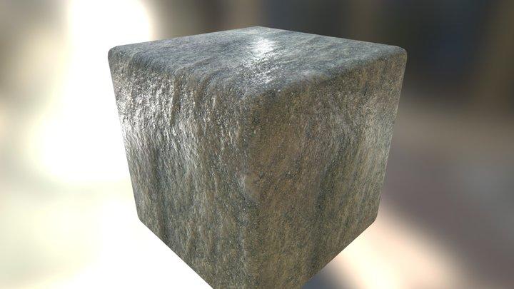 Gravel Path 3D Model