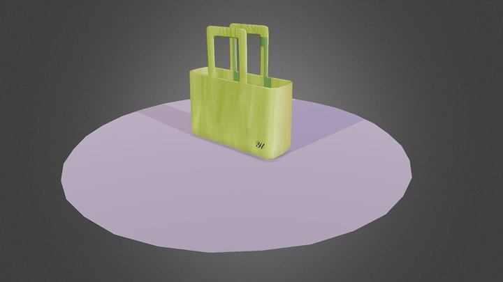 bag for texture learning 3D Model
