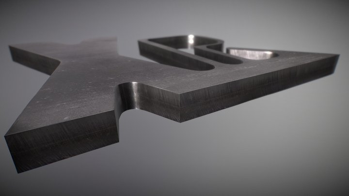XPR300 - Образец резки нержавеющей стали (RU)