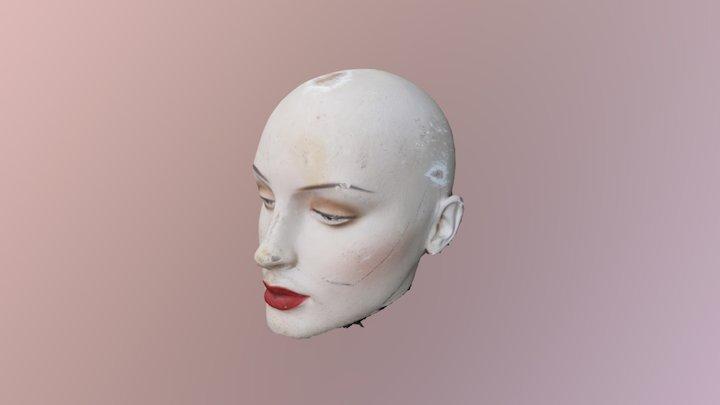 Bald Head 3D Model