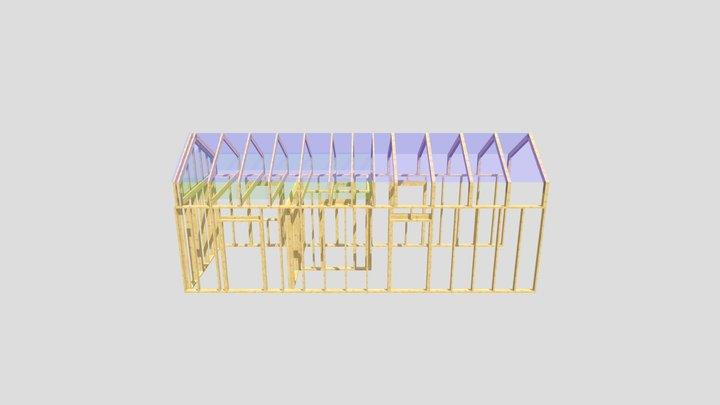 Arutur_Walas_Oslo_holiday_Lustro 3D Model