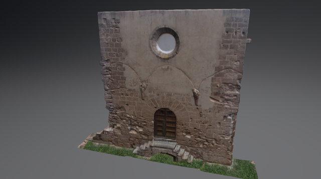 Sanmartin 3D Model