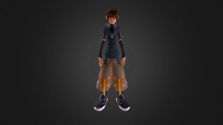 Kalim + Anims 3D Model