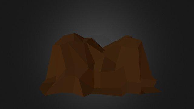 Mountain 003 3D Model