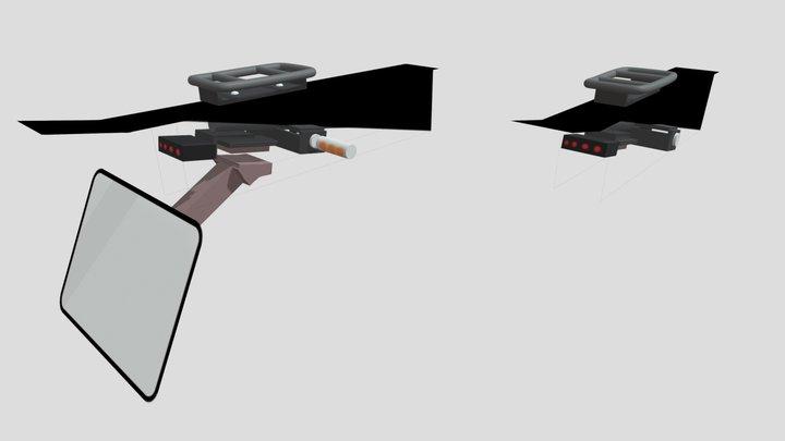 Kuback - mod 3D Model