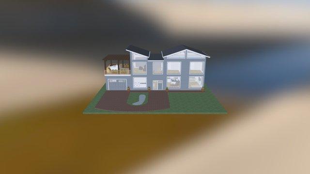 Eight 3D Model