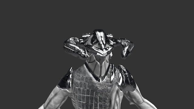 Broker Loki WIP 3D Model