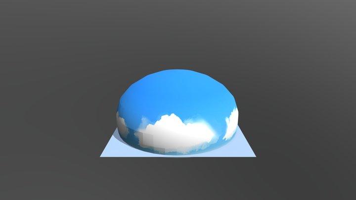 Test Game Art 1 3D Model