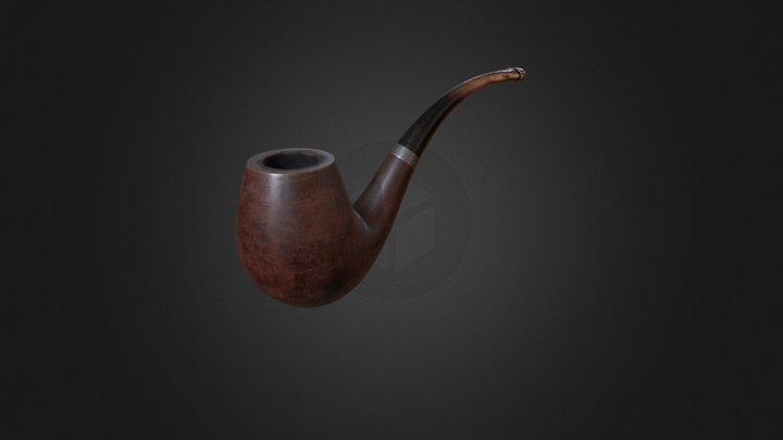 Smoking Pipe(HP) 3D Model