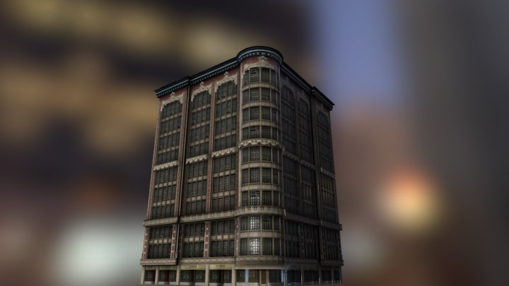 The 1908 Parkview at Madison Avenue 3D Model