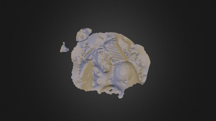 食品加工proj 3D Model