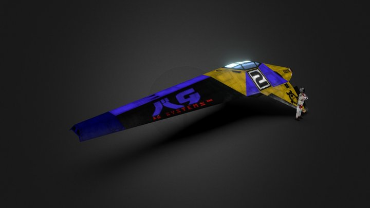 AG-Systems 3240ii SRX 3D Model