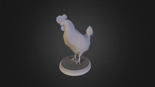 cock 3D Model