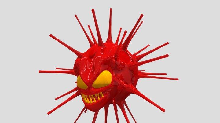 Coronavirus 3D Model