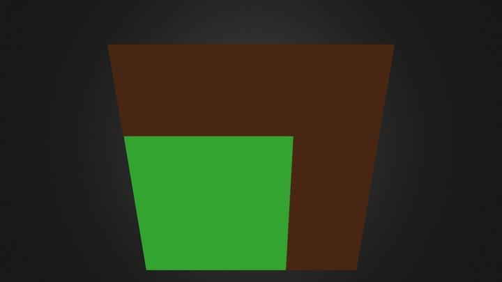 Puzzle Cube Assembly 3D Model