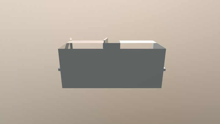 Desk Prototype 3D Model