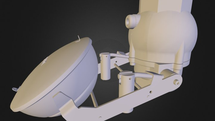 DN80b.3DS 3D Model