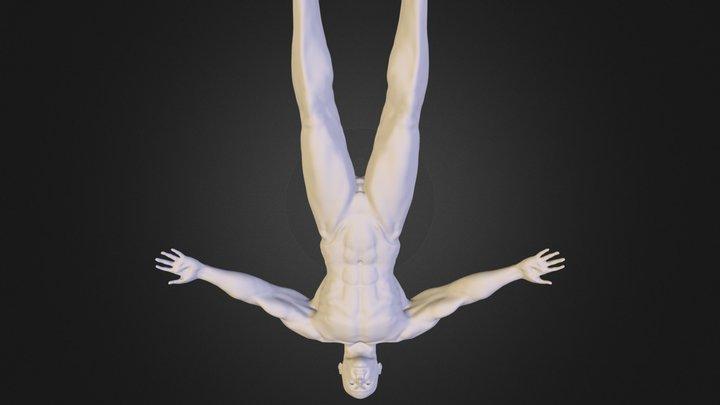 Char H I G H 3D Model