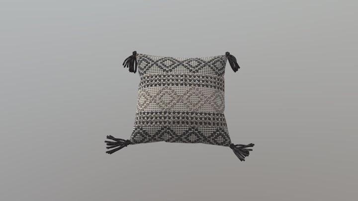 Cushion 03 3D Model