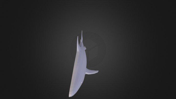 Shark_Ver.04 3D Model
