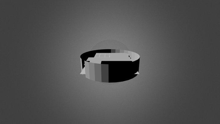 Jacobsen Livingroom 3D Model