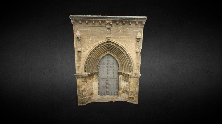 Fachada gótico-mudéjar (Sevilla) 3D Model