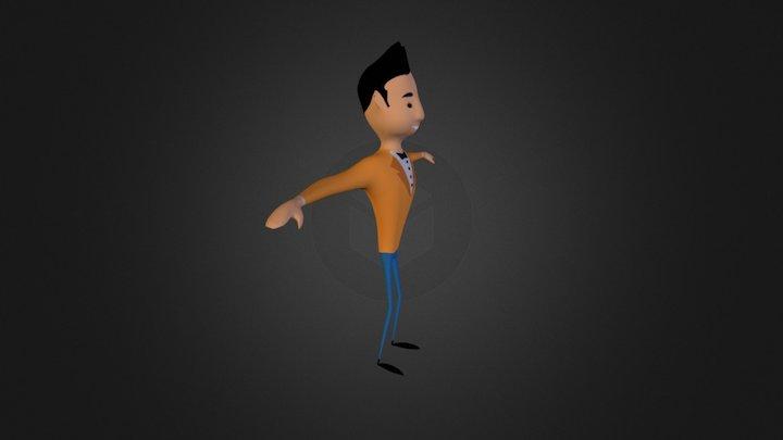 Fitzz 3D Model