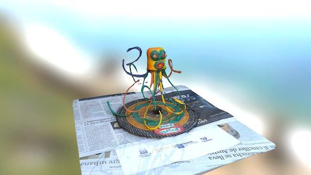 ROBERTO LOSADA - EVA LEIRA - FERROL 3D Model