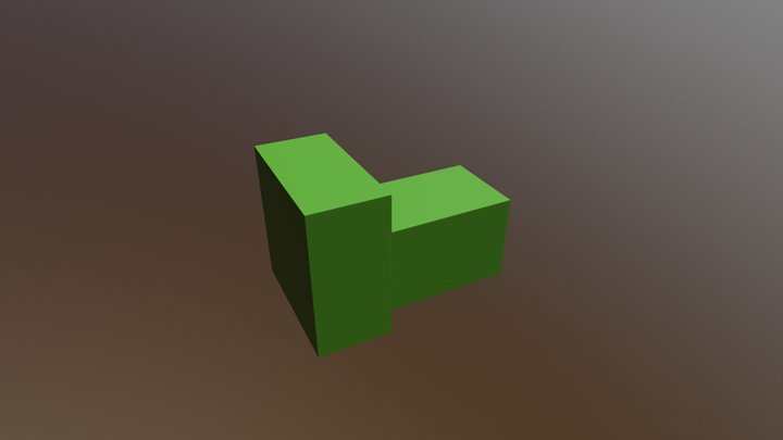 clutch for modules 3D Model