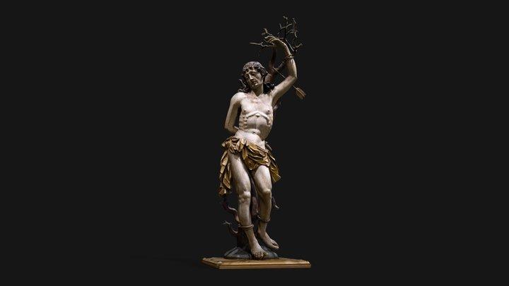 Saint Sebastian 3D Model