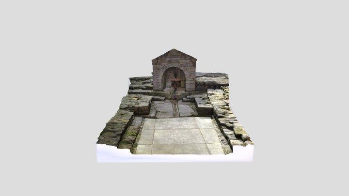 FONCALADA 3D Model