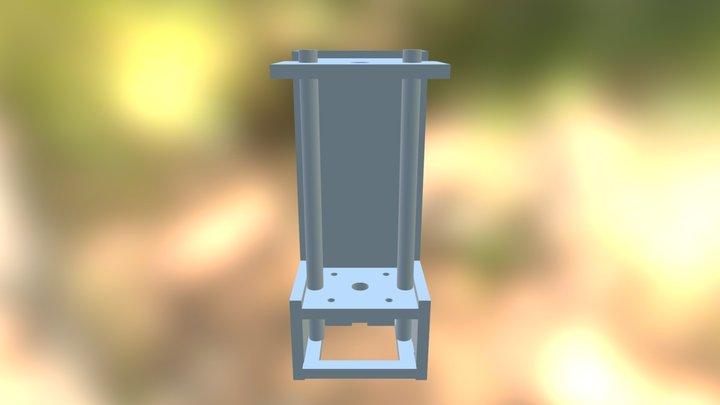 Boitier 3D Model