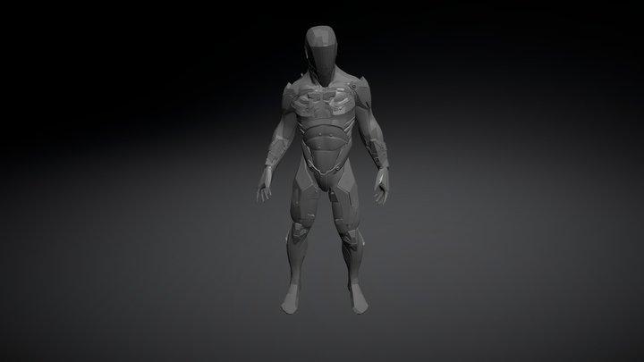 Espio 3D Model