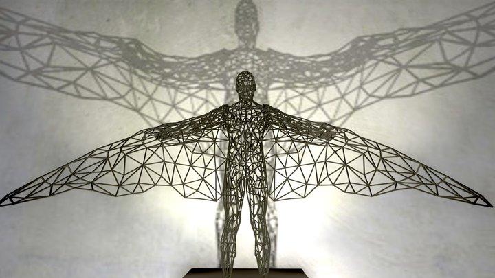 IKARUS 3D Model