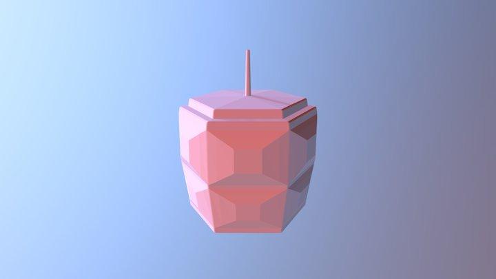 Pendant Light 3D Model