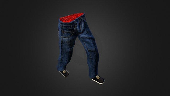 Legs(pernas) 3D Model