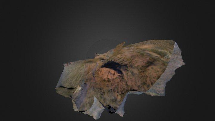 Papago_Flight2 3D Model