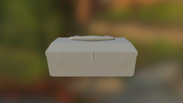 Toolbox Easy Prop Model 3D Model