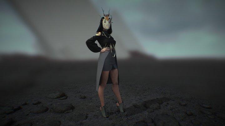 Risryn 3D Model