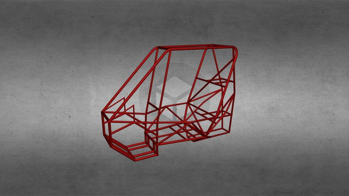 Chassis New Design 3D Model