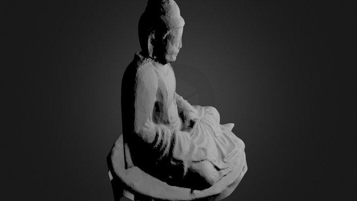 budda.blend 3D Model