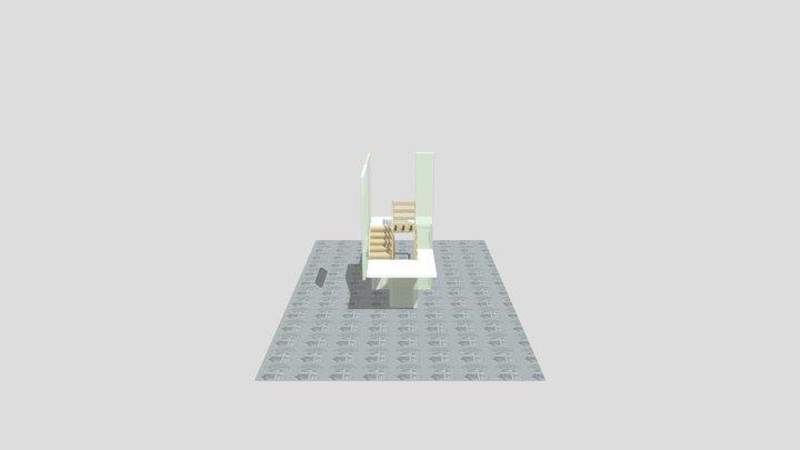 5007 3D Model