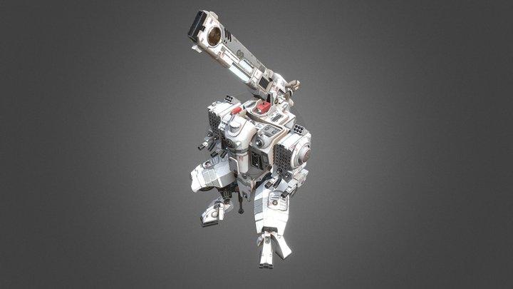 Tau KV128 Stormsurge 3D Model
