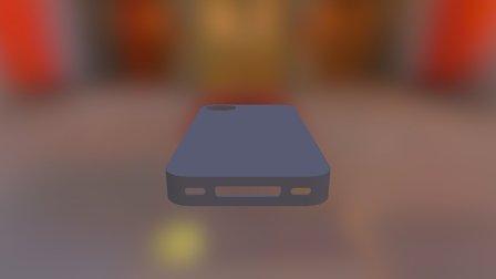 I Phone 4 Case 3D Model