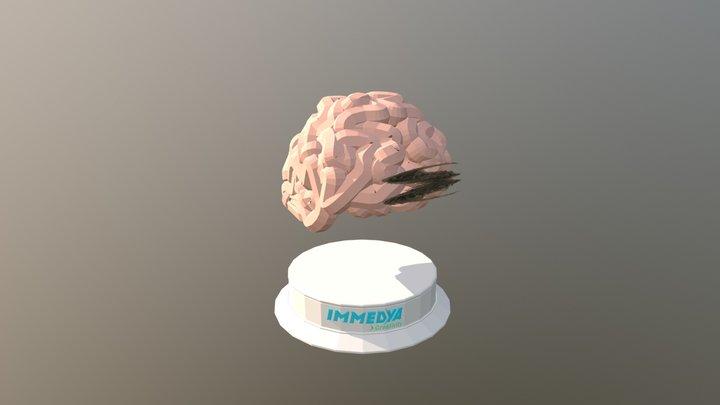 Cervello-PBR.c4d 3D Model
