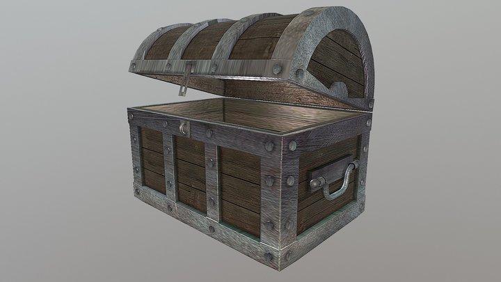 Chest - Sandık 3D Model